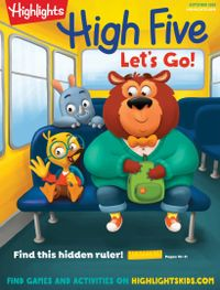 September 01, 2020 issue of High Five