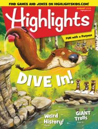 August 01, 2020 issue of Highlights for Children
