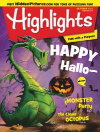 October 01, 2020 issue of Highlights for Children