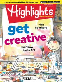 February 01, 2021 issue of Highlights for Children