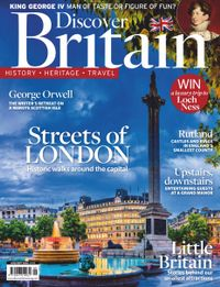 August 01, 2020 issue of Discover Britain