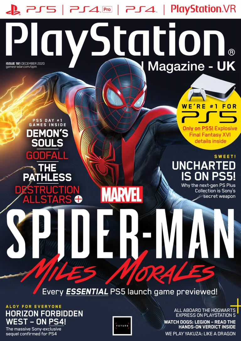 Official PlayStation Magazine - UK Edition