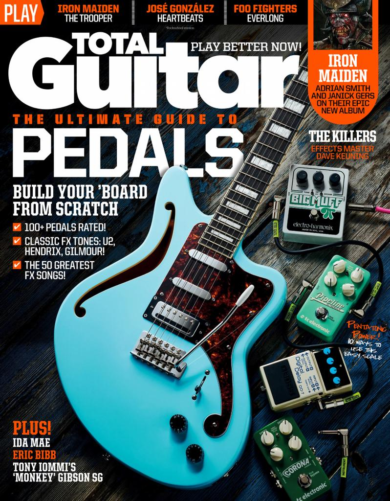 Total Guitar Digital Subscription