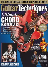 April 30, 2019 issue of Guitar Techniques