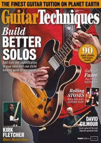 June 30, 2019 issue of Guitar Techniques