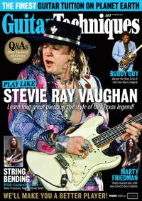 October 31, 2019 issue of Guitar Techniques