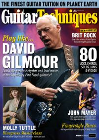 April 02, 2020 issue of Guitar Techniques