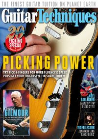 August 01, 2020 issue of Guitar Techniques