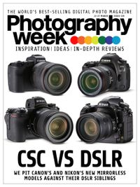 March 20, 2019 issue of Photography Week