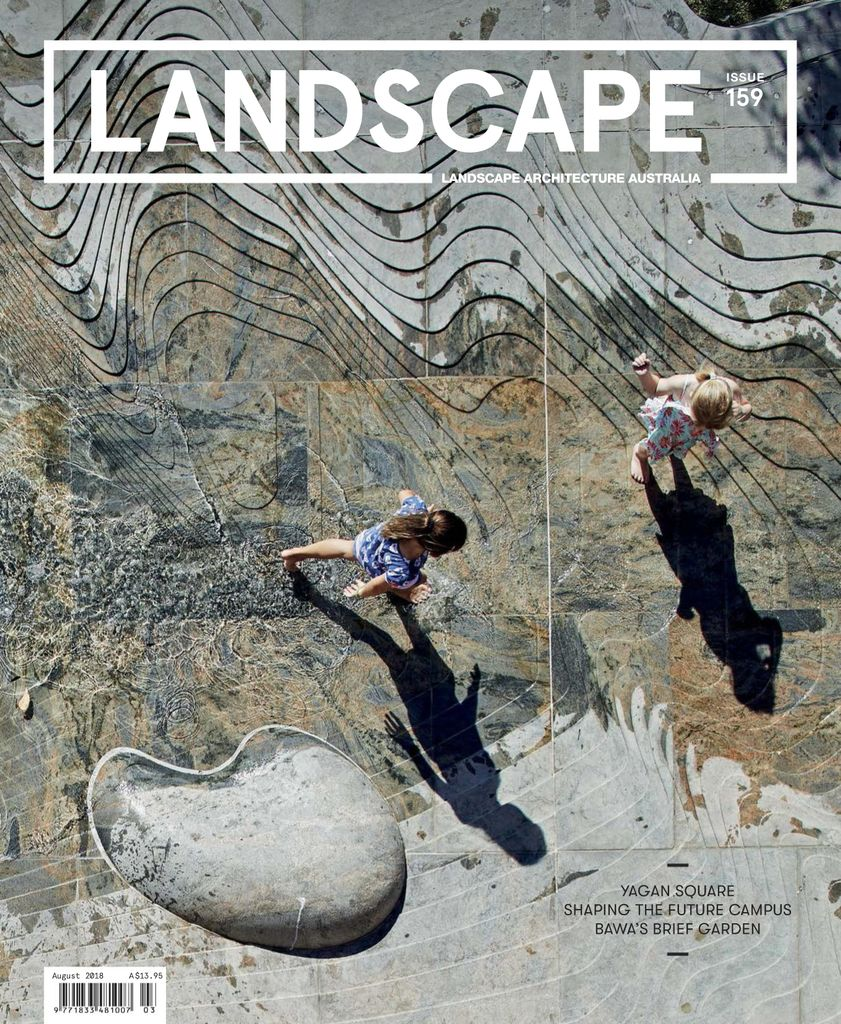 Issue 159 August 2018