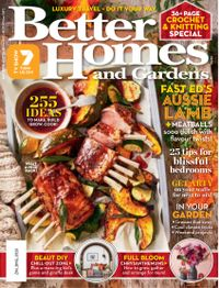 May 01, 2020 issue of Better Homes and Gardens Australia