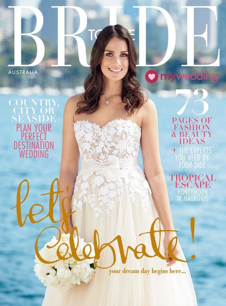 f6ff26696a5e Bride to Be Australia subscription