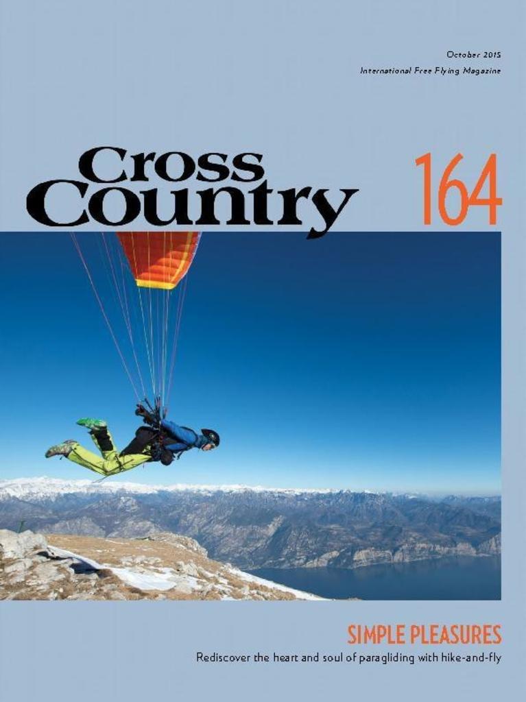 Buy October 2015 - Cross Country