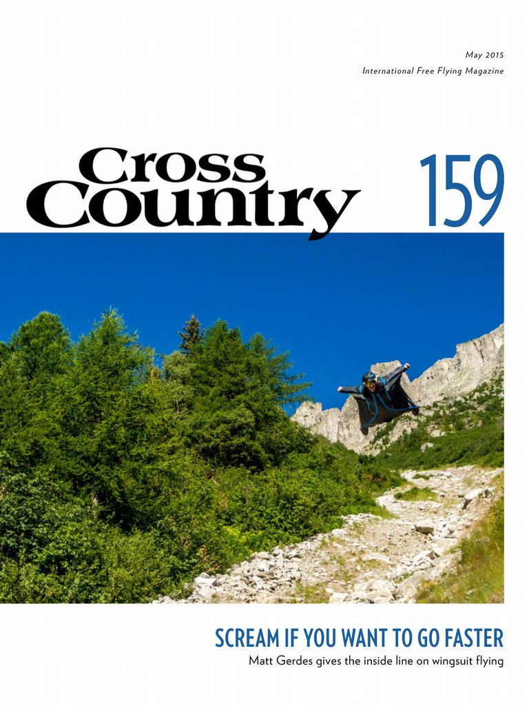 Buy May 2015 - Cross Country