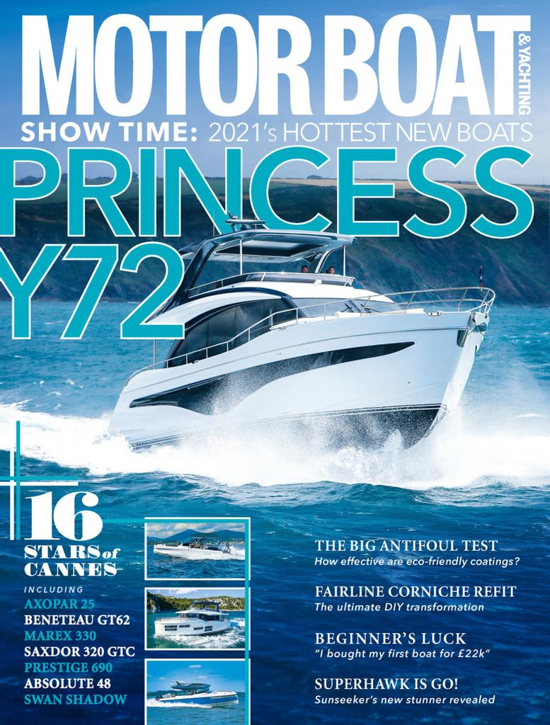 IPC_Motor Boat & Yachting  - Subscription
