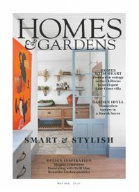 April 30, 2019 issue of Homes & Gardens