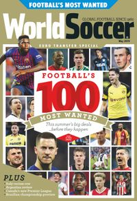 April 30, 2019 issue of World Soccer