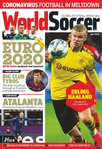 April 01, 2020 issue of World Soccer