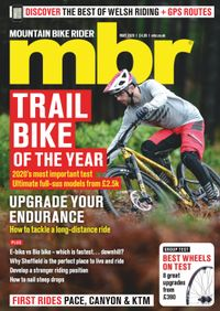 May 01, 2020 issue of Mountain Bike Rider