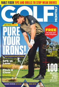 April 30, 2019 issue of Golf Monthly