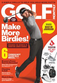 August 01, 2020 issue of Golf Monthly