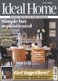 December 31, 2018 issue of Ideal Home