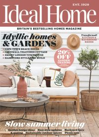 July 31, 2019 issue of Ideal Home