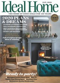 December 31, 2019 issue of Ideal Home