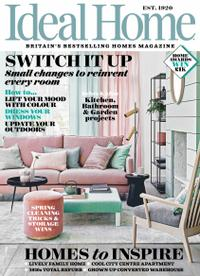 April 01, 2021 issue of Ideal Home