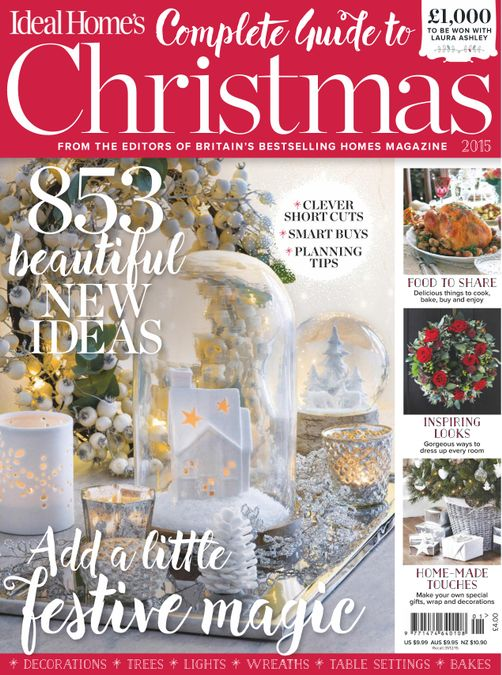 Ideal Home's Complete Guide to Christmas