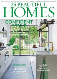 August 31, 2019 issue of 25 Beautiful Homes