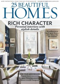 October 31, 2019 issue of 25 Beautiful Homes