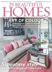 June 30, 2018 issue of 25 Beautiful Homes