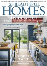 September 30, 2018 issue of 25 Beautiful Homes