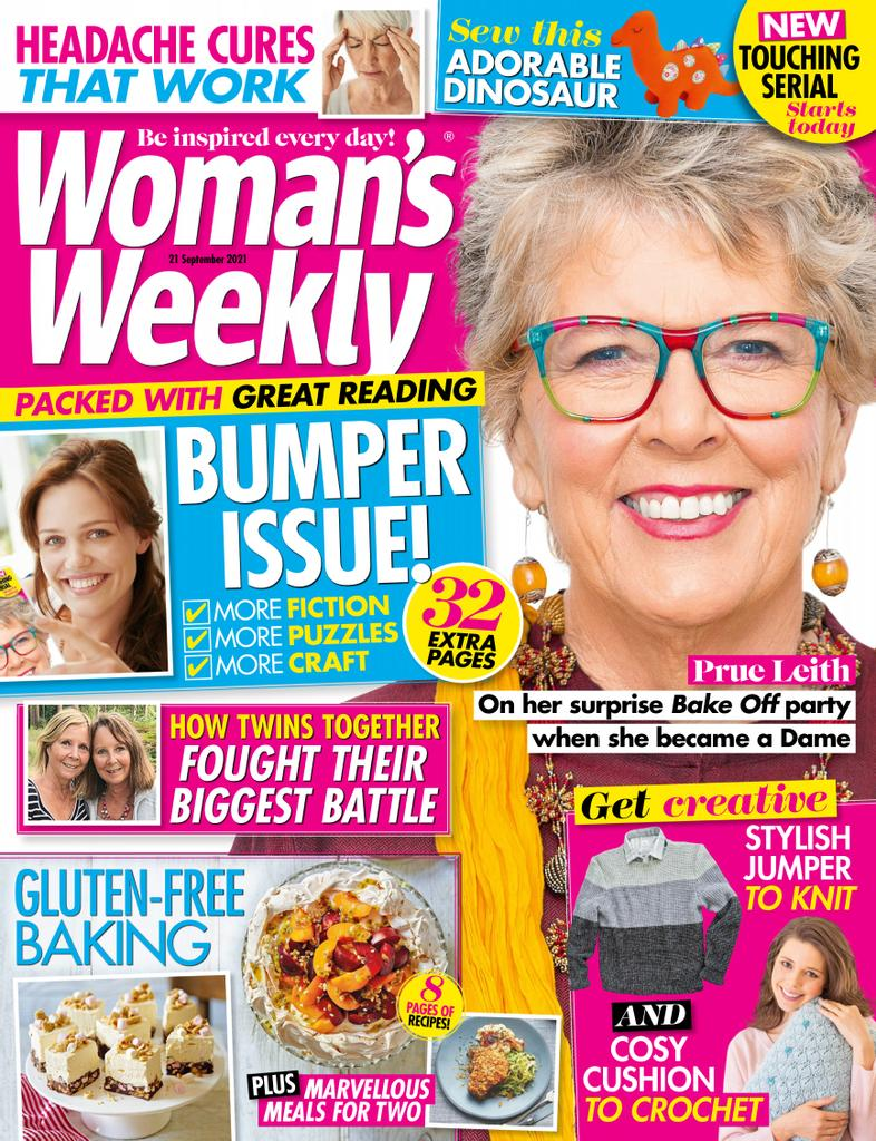 Woman's Weekly - Subscription Subscriptions