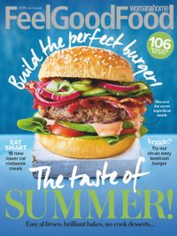 May 31, 2019 issue of Woman & Home Feel Good Food