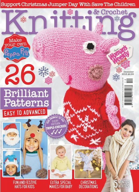 Knitting & Crochet from Woman's Weekly