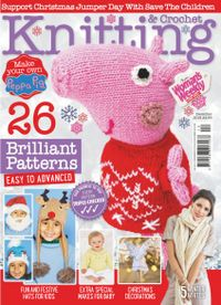 November 30, 2018 issue of Knitting & Crochet from Woman's Weekly