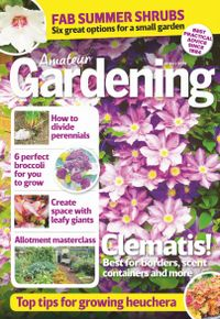 July 19, 2019 issue of Amateur Gardening