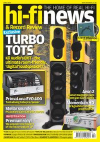 April 01, 2020 issue of Hi Fi News