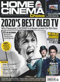 October 01, 2020 issue of Home Cinema Choice