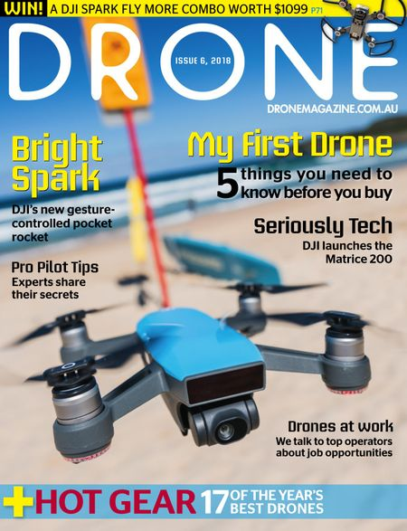 Drone subscription