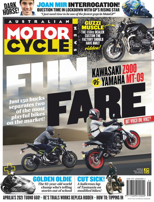 Australian Motorcycle News