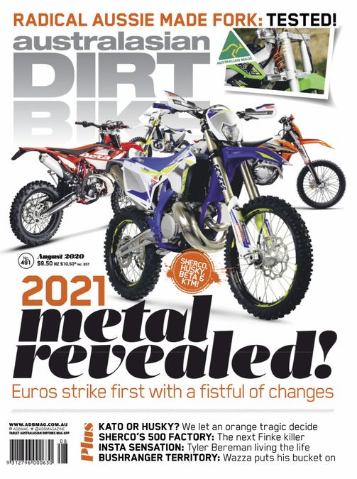 Australasian Dirt Bike Magazine