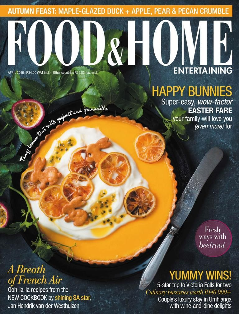 Buy april 2016 food home entertaining forumfinder Image collections