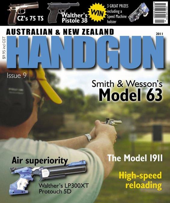 Australian & New Zealand Handgun