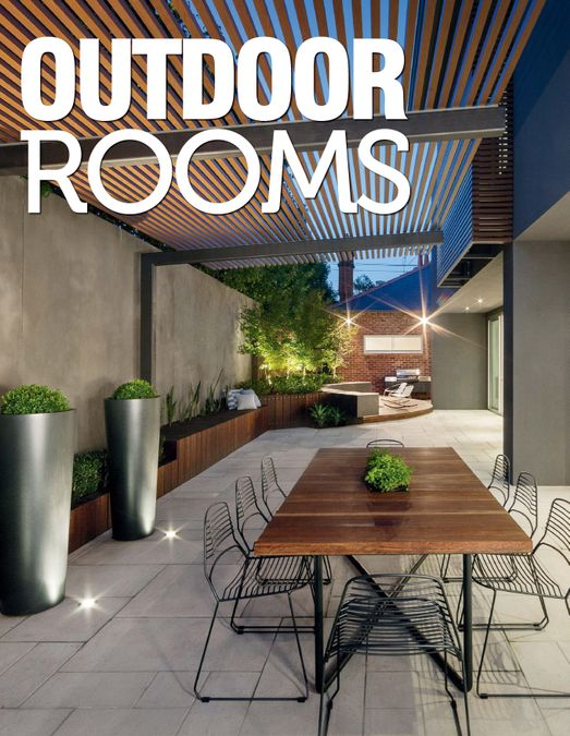 Outdoor Rooms Bookazine