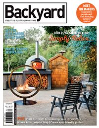 May 01, 2018 issue of Backyard & Garden Design Ideas