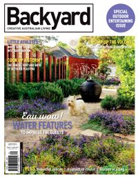 March 01, 2020 issue of Backyard & Garden Design Ideas