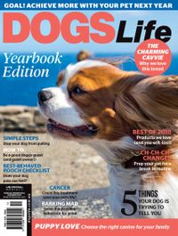 August 01, 2018 issue of Dogs Life